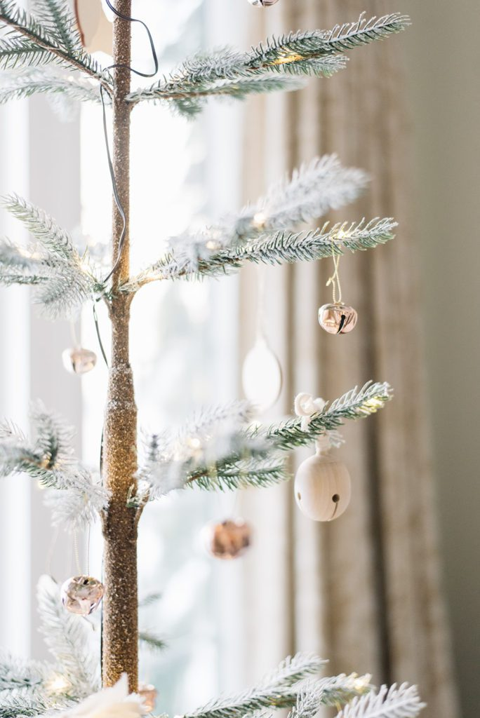 Simple ornaments from Pilo.ca - The Ginger Home Christmas