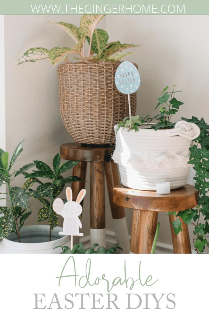 Adorable Easter Decor Ideas