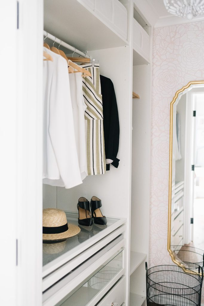 Master Closet remodel on a budget