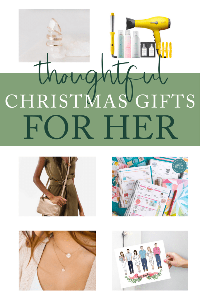 Thoughtful Christmas gifts ideas for her