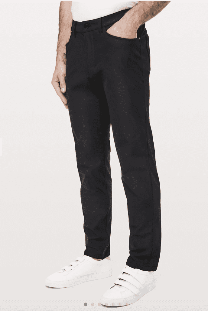 Lululemon ABC Pants are a perfect gift idea for him!