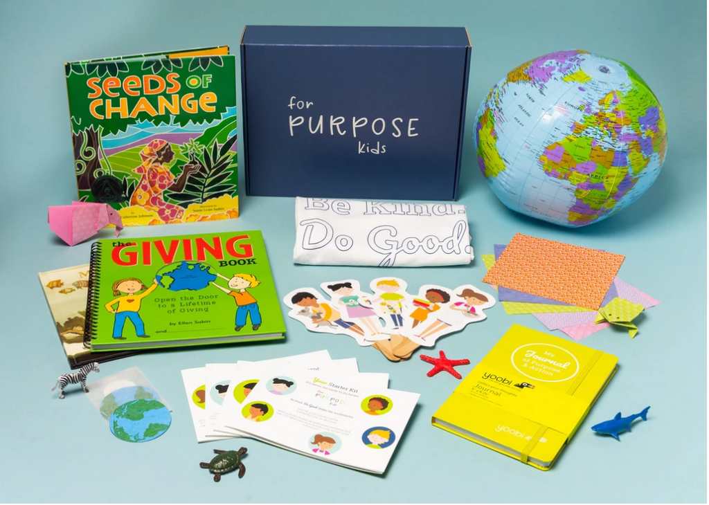 Subscription boxes are great gifts for kids that aren't toys