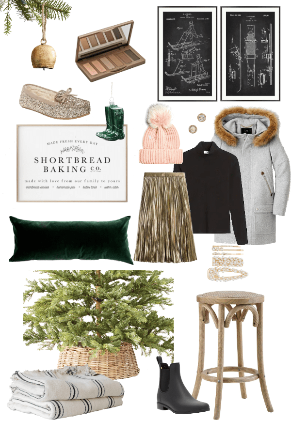 Friday Finds - Holiday Cheer. Shopping finds for style and home Christmas 2019