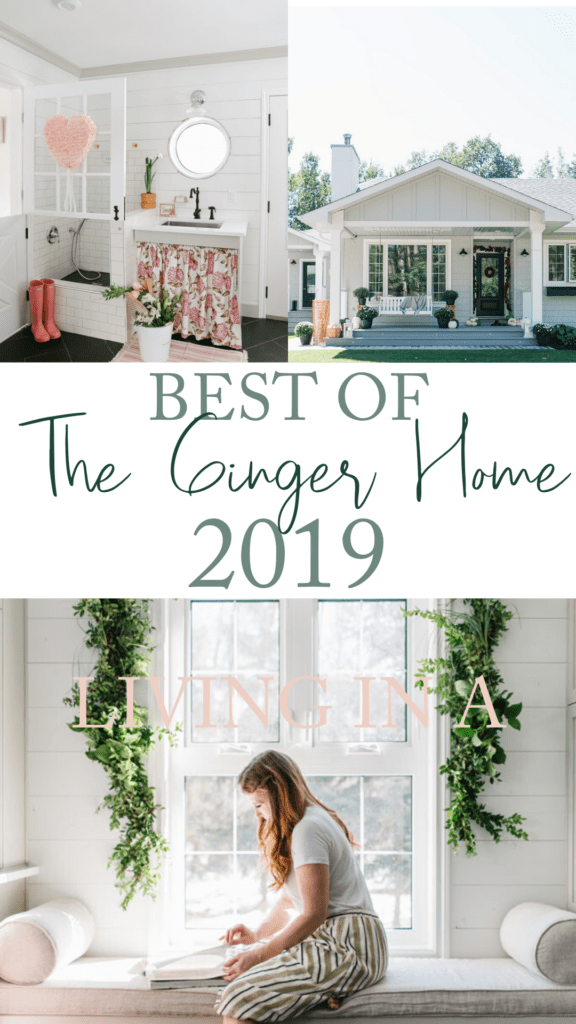 Best Of The Ginger Home