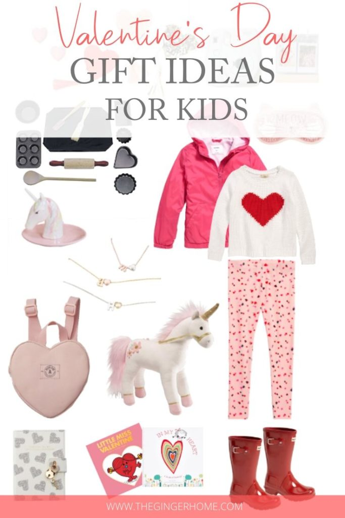Valentine's Day Gift Ideas for Kids