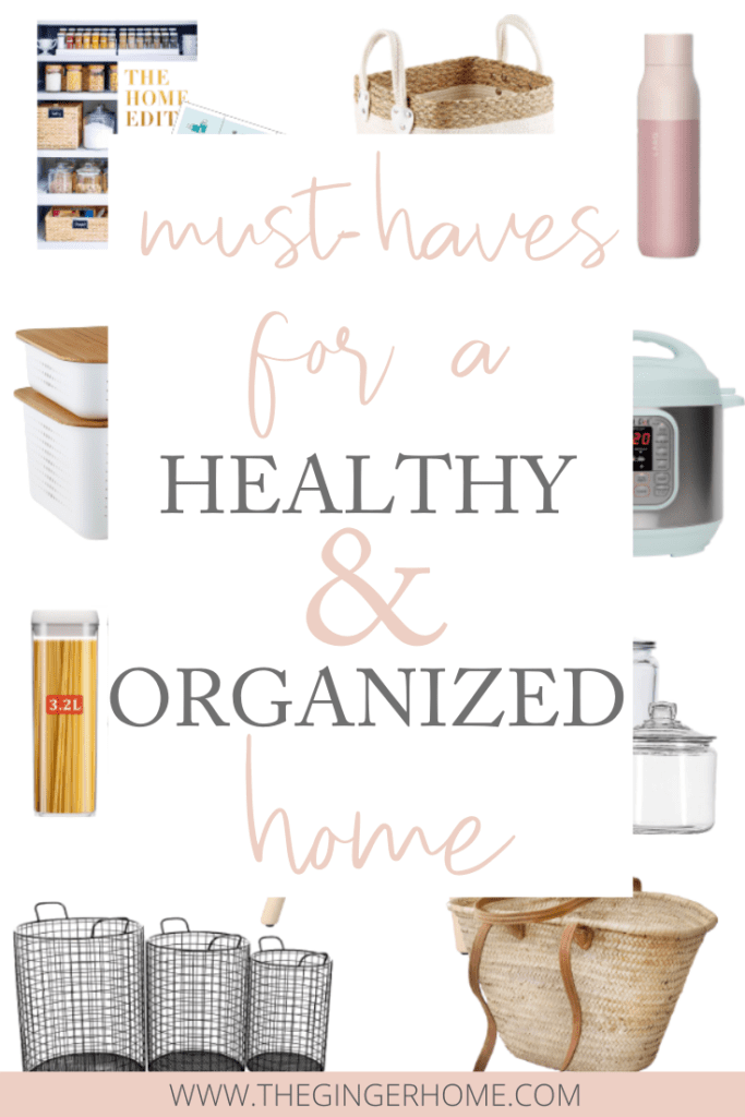 The best finds for organization. Get your home clean and organized for the new year