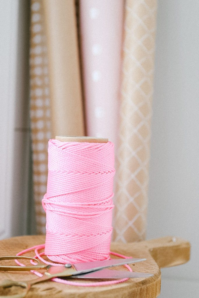Pretty Valentine's wrapping