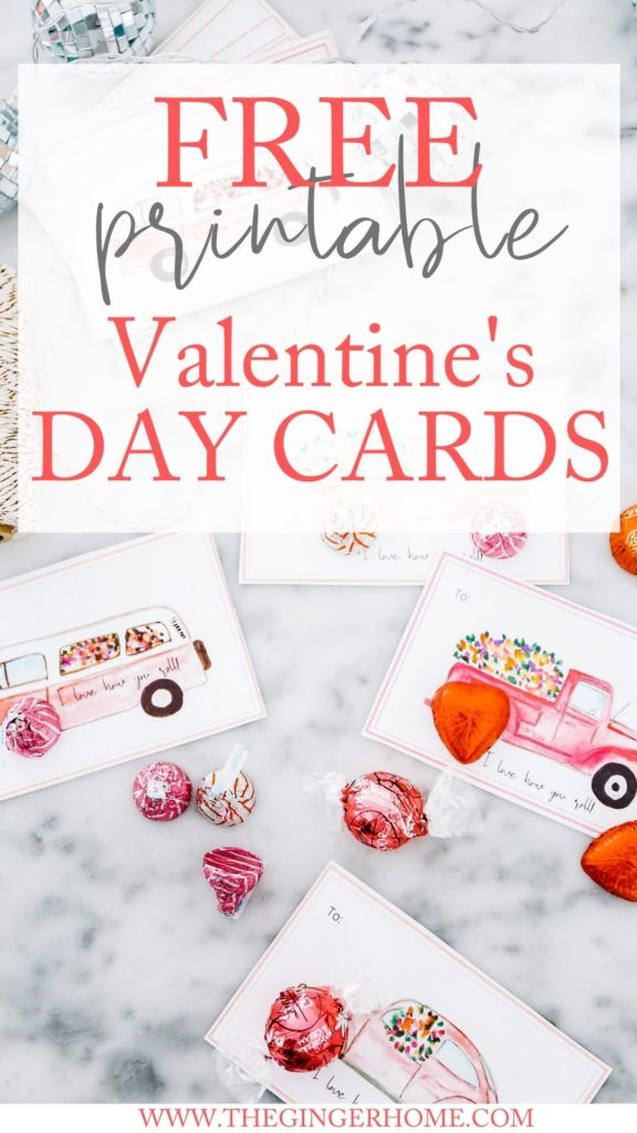 Valentine's Day cards DIY