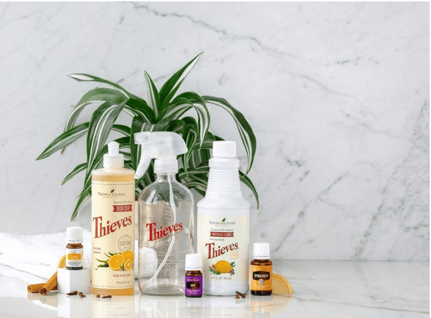 Young Living Thieves Line