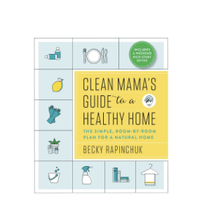 Clean Mama's Guide to a Healthy Home will help you stay clean and orgabized