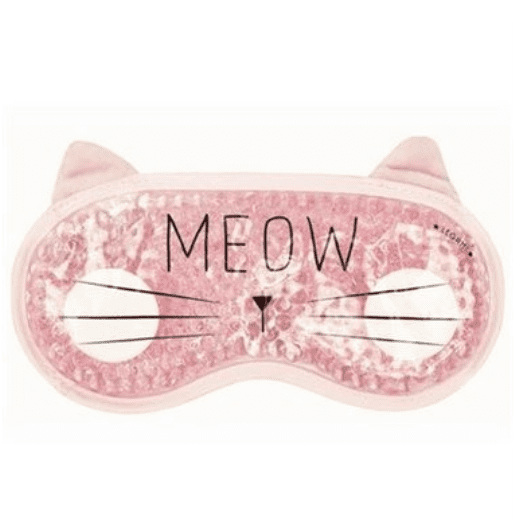 A cute kitty mask is a great gift for Valentine's Day