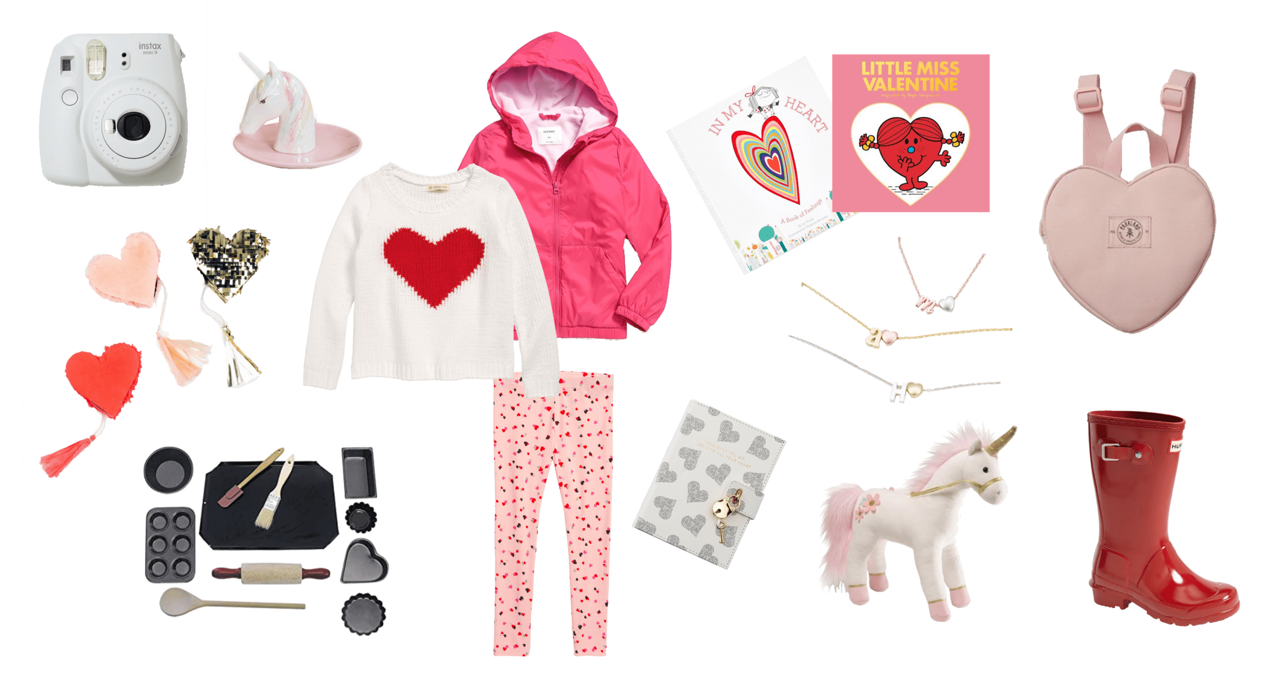 Valentine's Gift Guide for kids 2020