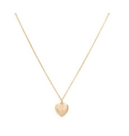 heart pendant necklace - Valentine's Day gifts for her