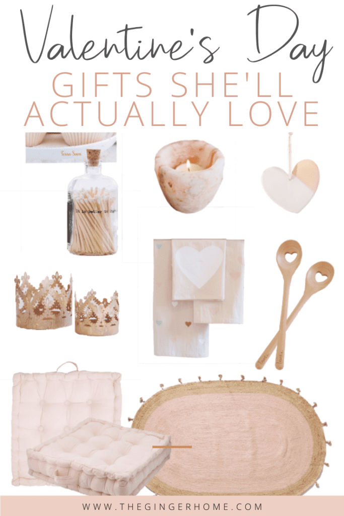 Valentine's Day Gifts she'll actually love