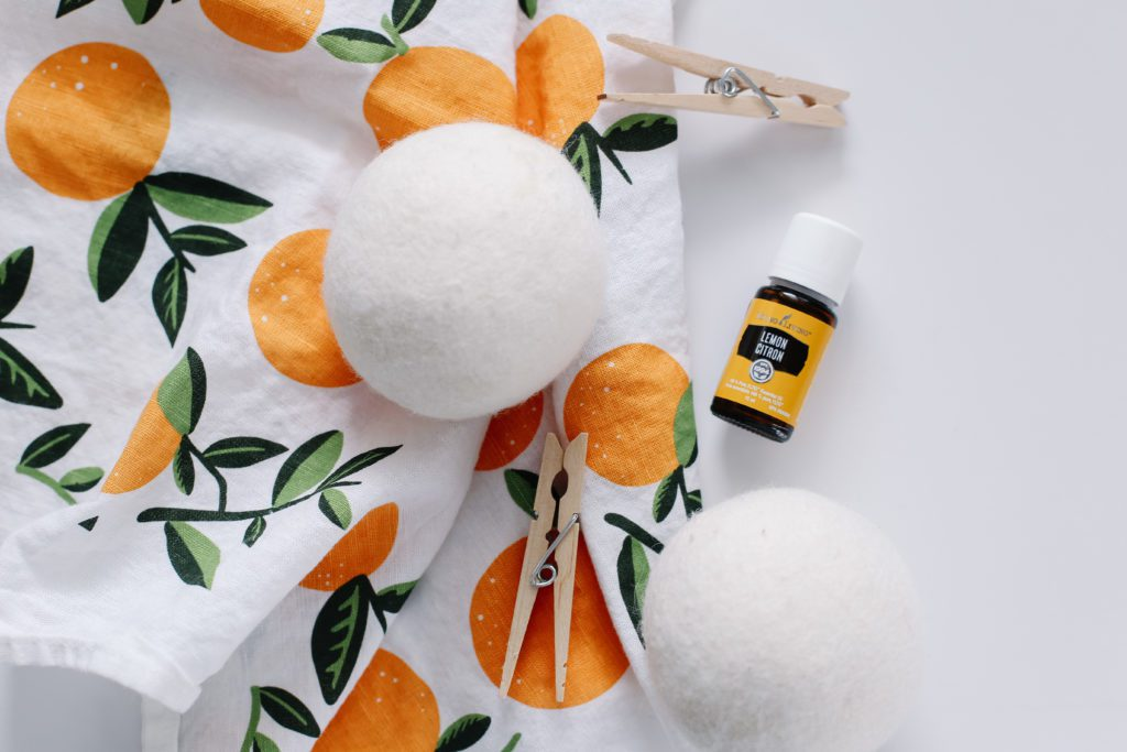 Clean your home during quarantine with natural products like essential oils