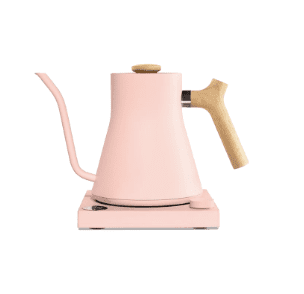 Pink kettle makes a great gift for Mother's Day