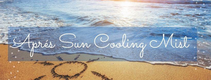 After sun cooling mist DIY essential oil recipe