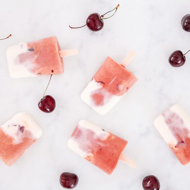 Cherry Ningxia Creamsicles