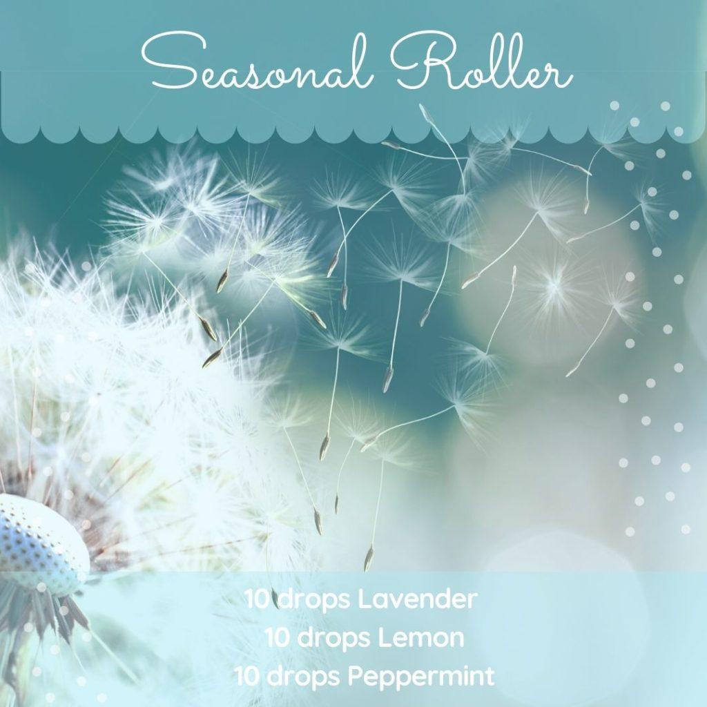 Seasonal Roller Recipes