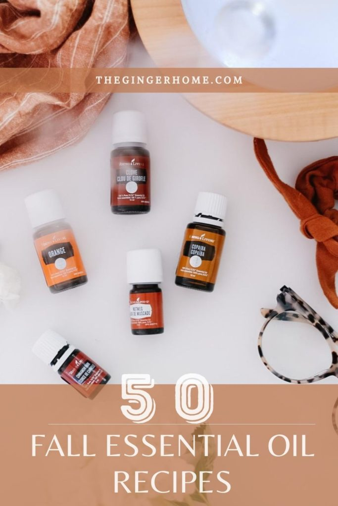 50 Ways to Use Essential Oils this Fall