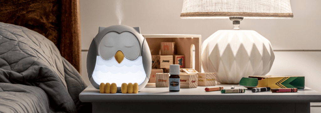 Feather The Owl Diffuser From Young Living