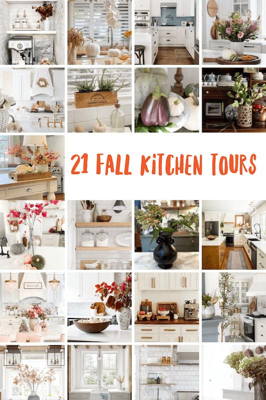 Fall Kitchen Tours